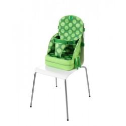 Przenośny Fotelik dla Dziecka z Neoprenu (Zielony w Kropki) - Quaranta Settimane