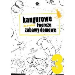 Kangurowe twórcze zabawy domowe dla 3 latków
