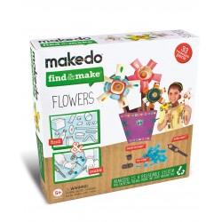 Kwiaty Makedo