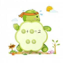 Magnetyczna Tablica Edukacyjna + Gra Żółw - D4Kids