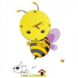 Zegar Waleczna Pszczółka - D4Kids